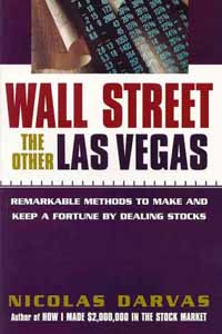 Wall Street: The Other Las Vegas - Nicholas Darvas