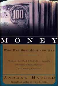 Money: Who Has How Much and Why - Andrew Hacker
