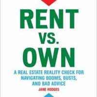 Rent vs. Own – Jane Hodges