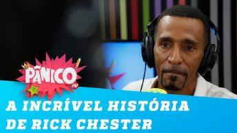 A incrível história do ambulante Rick Chesther que virou palestrante em Harvard