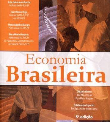 Economia Brasileira – Antonio Correa de Lacerda e Outros