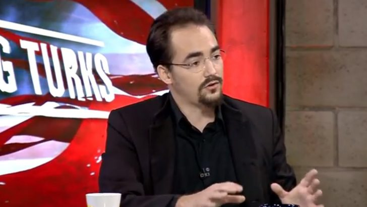Entrevista com Peter Joseph, fundador do movimento Zeitgeist