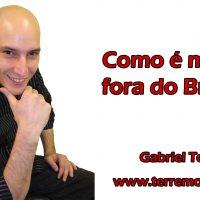 Como é morar fora do Brasil?