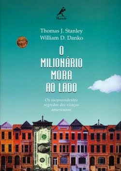 O Milionário Mora ao Lado – Thomas Stanley e William Danko