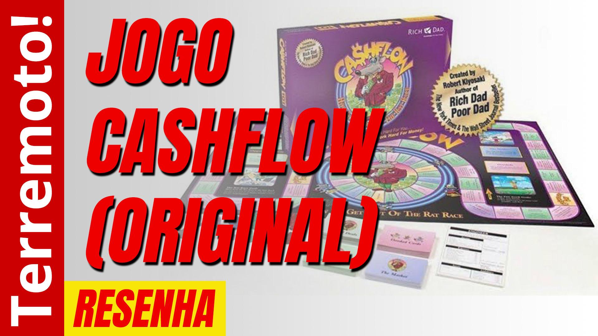 Resenha do jogo Cashflow, de Robert Kiyosaki