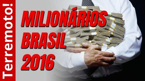 Milionários no Brasil