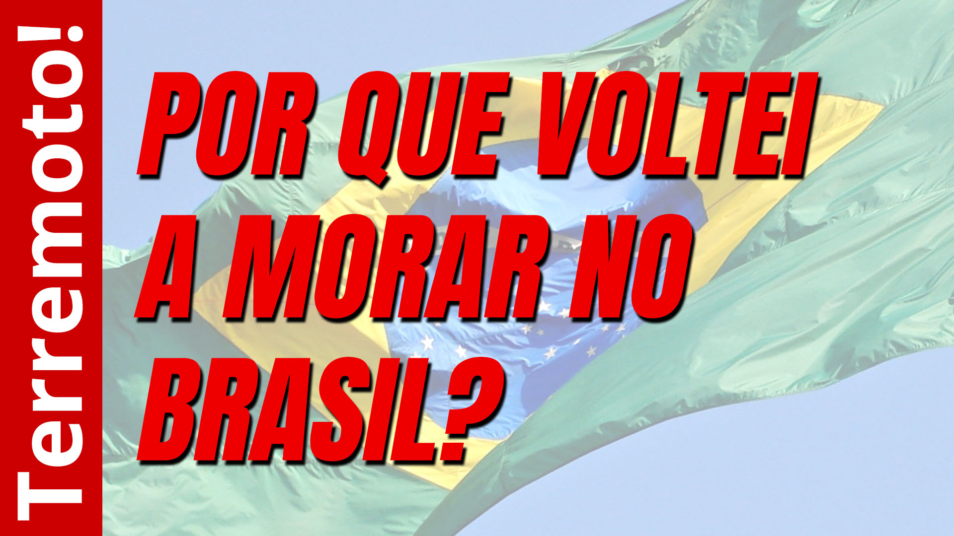Por que voltei a morar no Brasil?