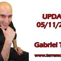 Update – 05/11/2016
